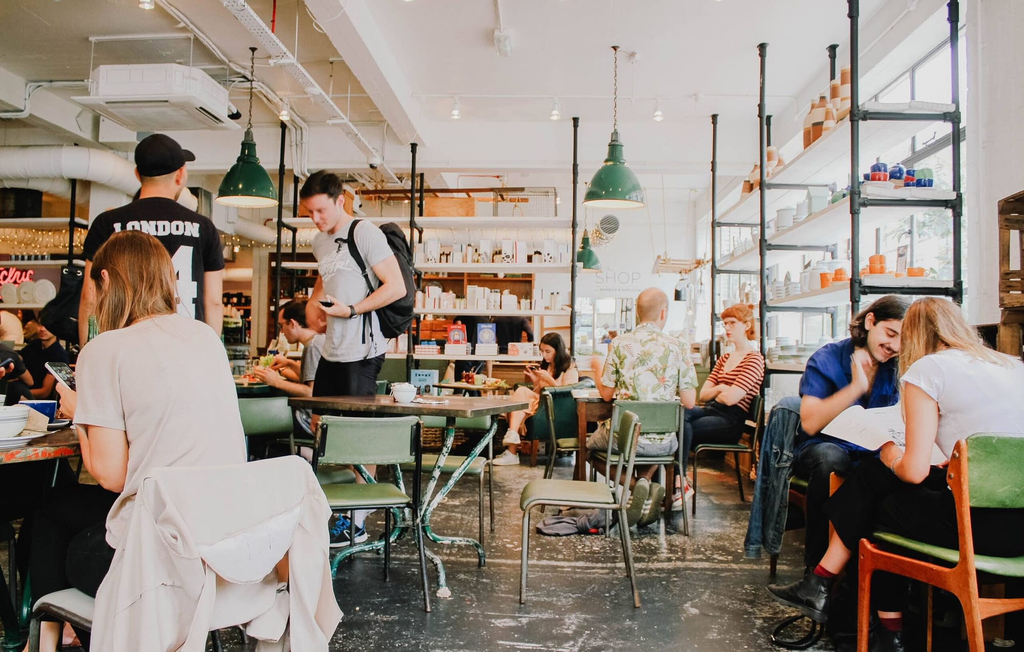 How to Choose? Coworking Spaces vs Cafes vs WFH