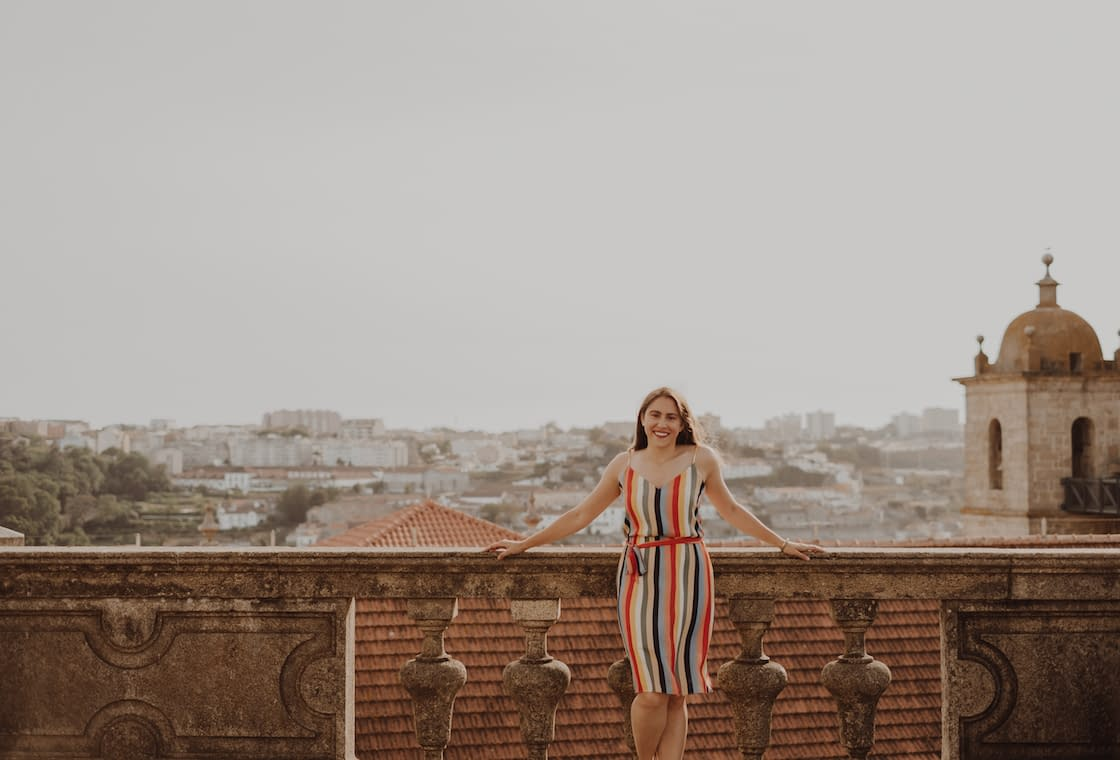 Managing Travel and a Freelance Career, How She Does Both
