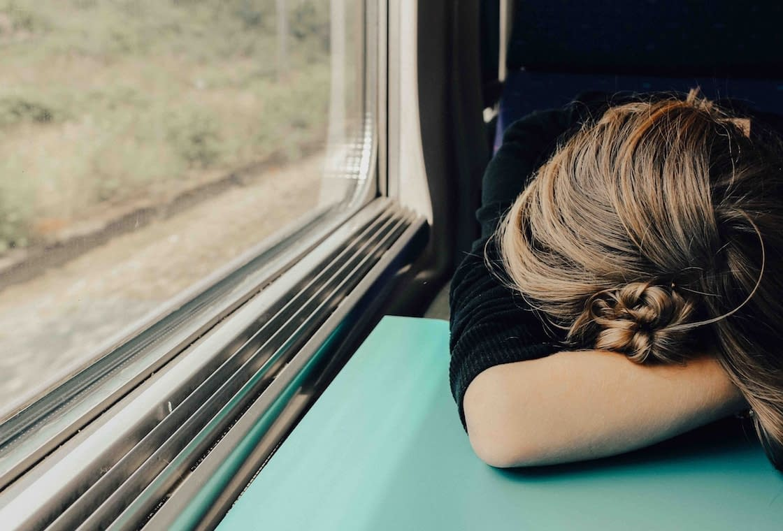 Here's How to Beat Jet Lag and Get Back to Work