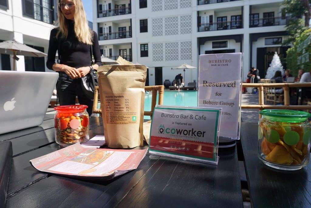 women's only coworking