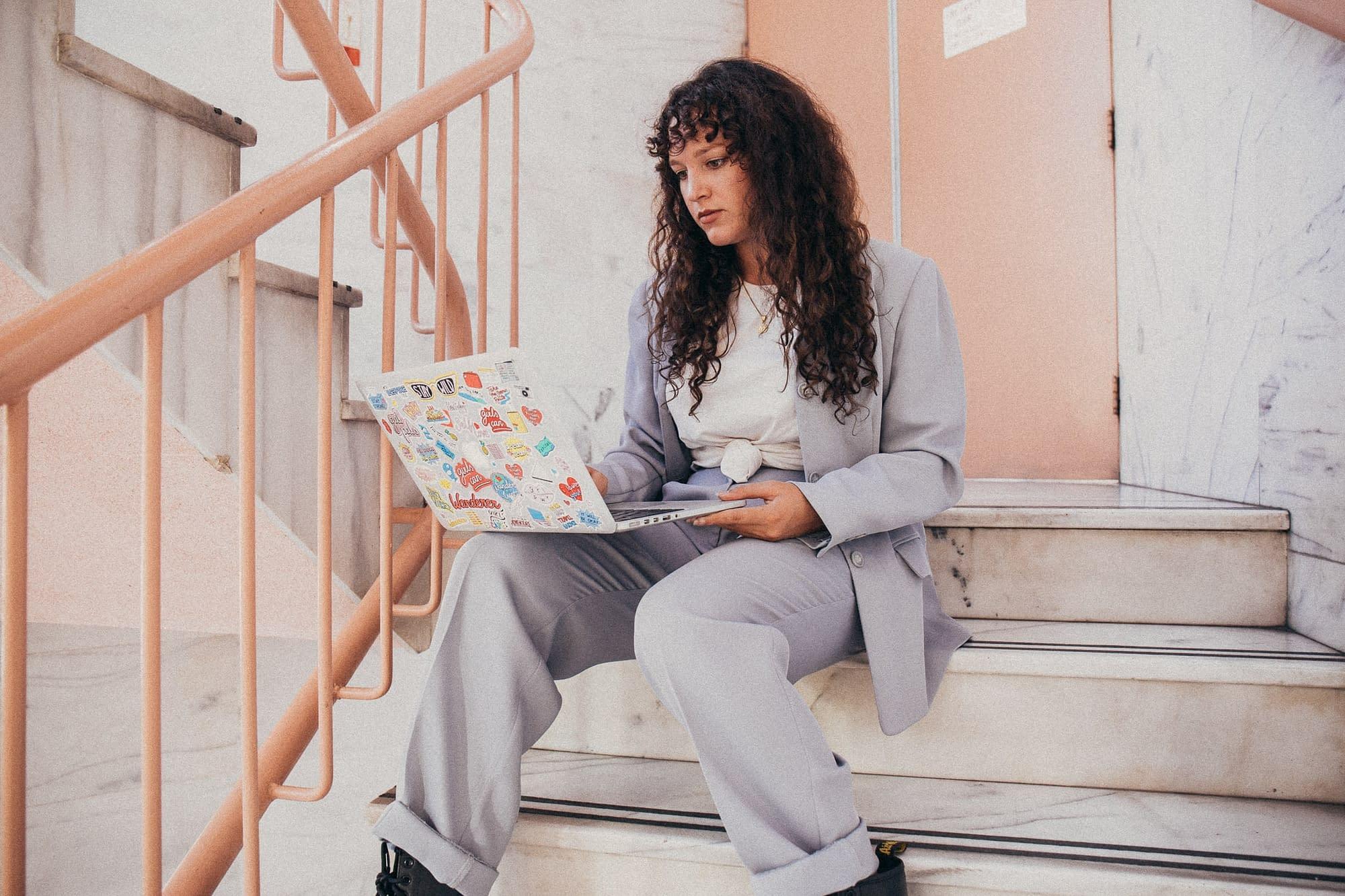Women Making Moves | Martina Martian, Designer and Traveler
