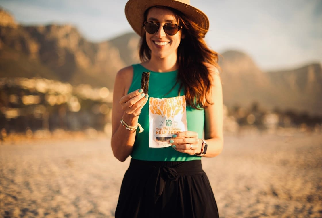 Meet the Woman Making Travel Snacks Healthy + Sustainable