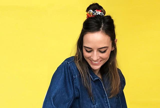 female founder giving back
